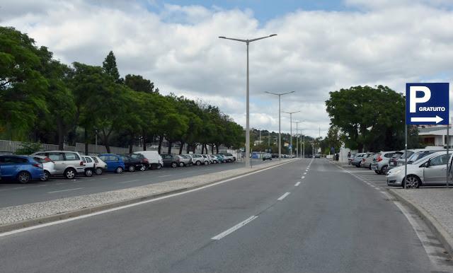 Primeira ciclovia bidireccional na cidade de Loulé vai arrancar na Avenida Laginha Serafim