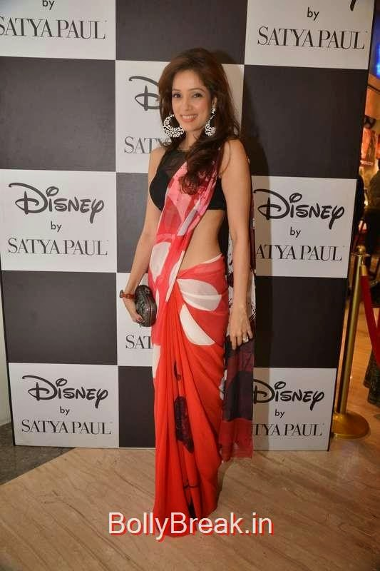 Vidya Malwade, Esha Gupta, Mandira Bedi and Masaba Gupta Hot Pics at the Launch of Disney Mono Pop by Satya Paul