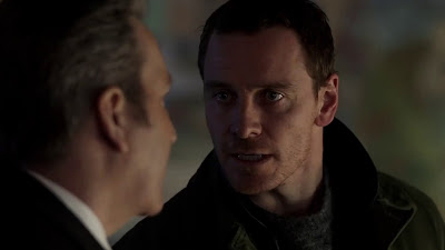 Michael Fassbender HD Wallpaper In The Snowman Movie 2017