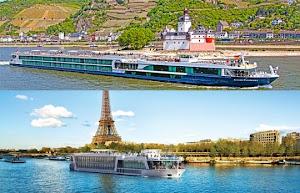 Destinasi Water River Cruises Benua Eropa