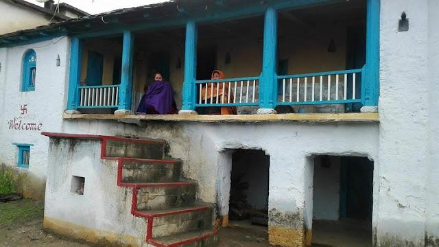 Rare Clicks of Village Motna by Naina Rawat