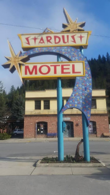 motel, stardust inn, road trip, unique motels