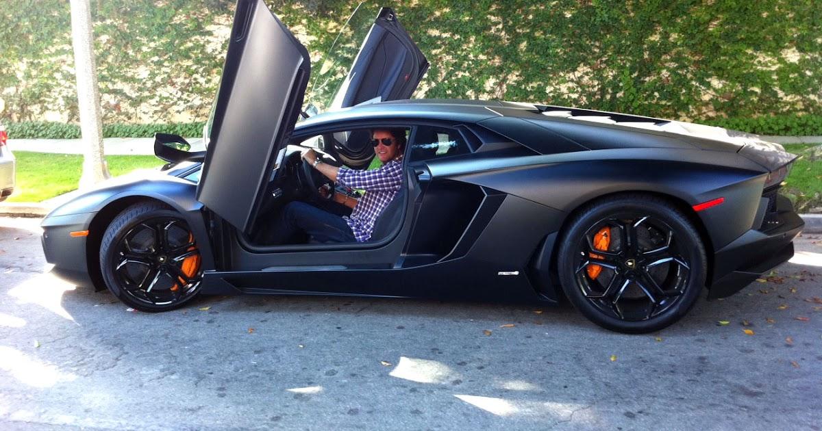 Jake Paul Lamborghini Car Image Idea