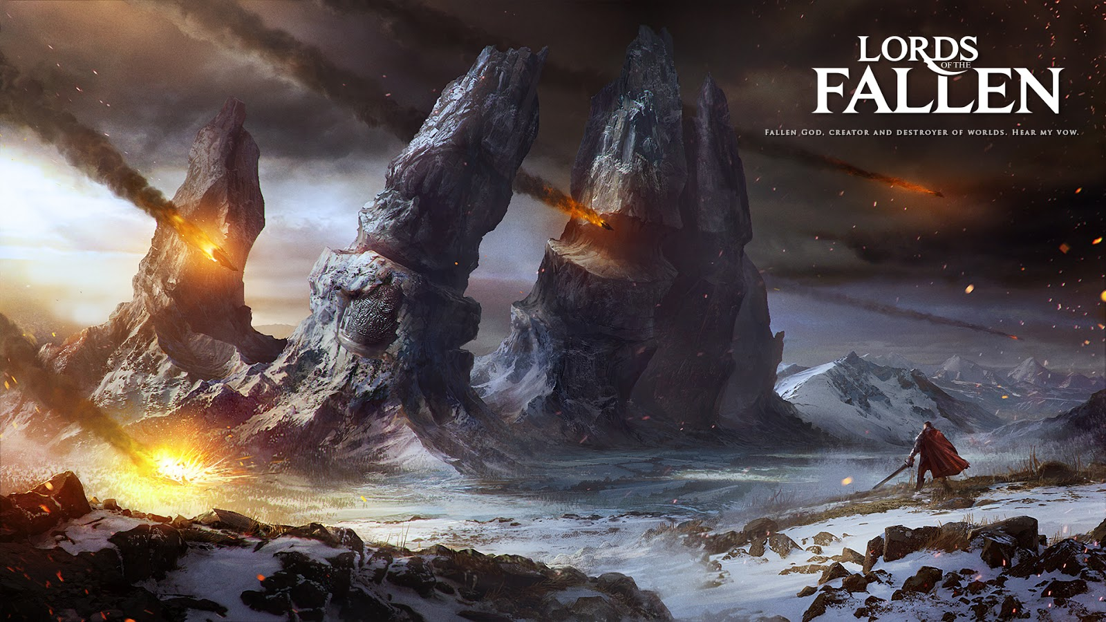 Lords Of The Fallen Announced By CI Games - We Know Gamers