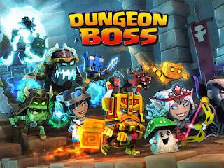 Dungeon Boss Mod Apk v0.5.6915 Very High Damage