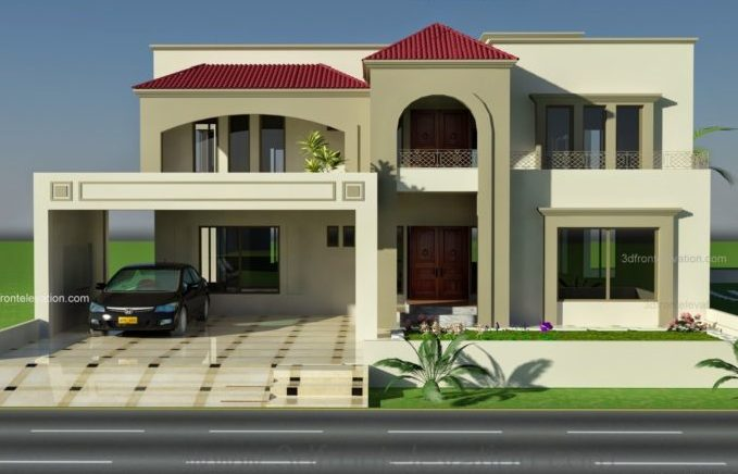 Modern Medium Size House Plans That Looks Impressive - 1 ...