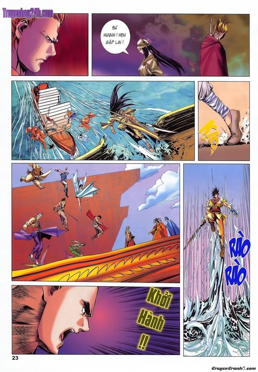 Lục Đạo Thiên Thư chap 21 - Trang 21
