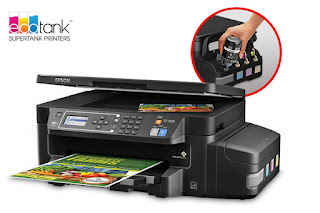 Download Epson Expression ET‑3600 Driver Printer