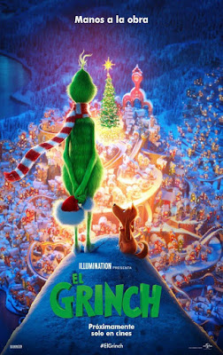 The Grinch 2018 Custom HDCAM Dual Latino Cam