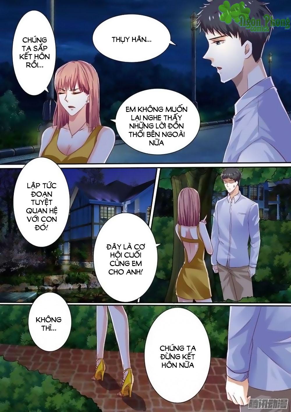 Hào Môn Tiểu Lão Bà – Chap 38