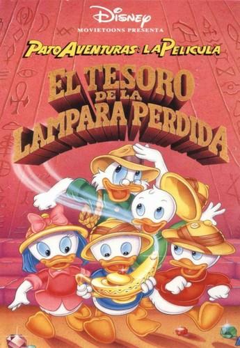 Patoaventuras: La película | DVDRip Latino HD Mega 1 Link