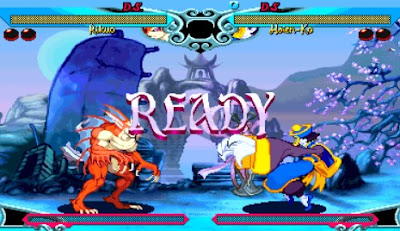Download Darkstalkers Chronicle: The Chaos Tower PSP CSO ISO High Compress