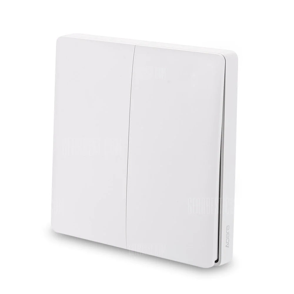 Xiaomi WXKG02LM Aqara Smart Light Switch Wireless Version Coupon