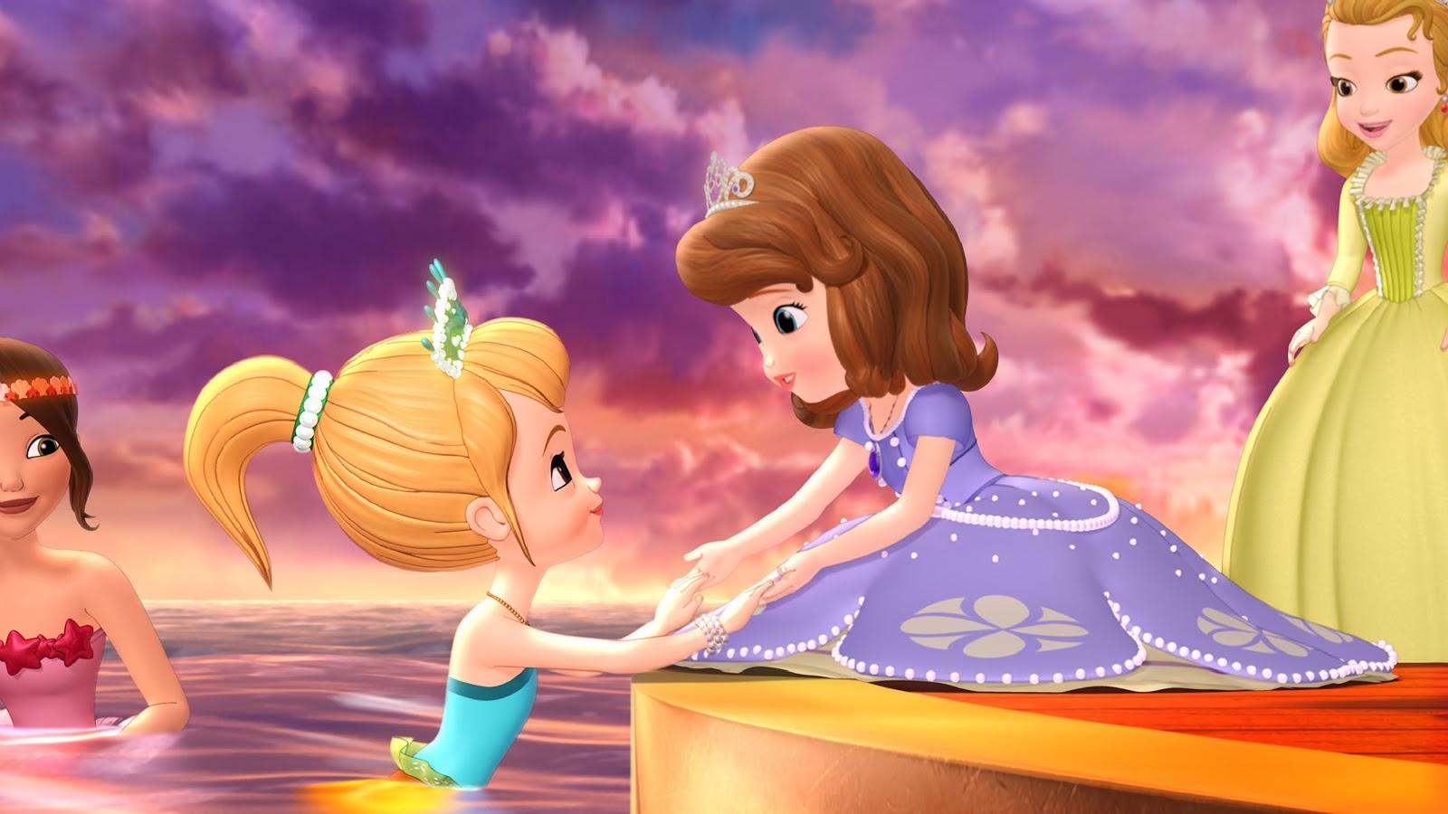 Princesita Sof 237 A Un Palacio En El Agua Tvcinews Tv De