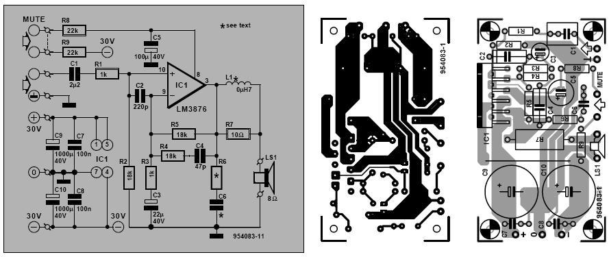 LM3876 PDF