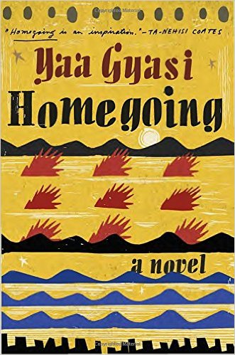 books, reading, authors of color, reading recommendations, book suggestions, Yaa Gyasi