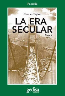 La era secular · Charles Taylor