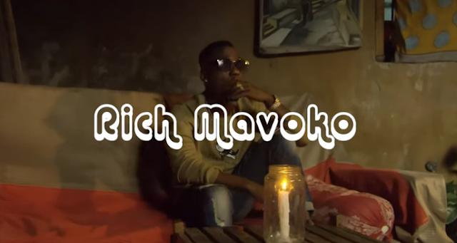 Rich Mavoko - Wezele