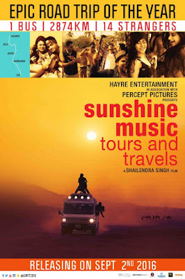 Sunshine Music Tours and Travels 2016 300MB Movie Download