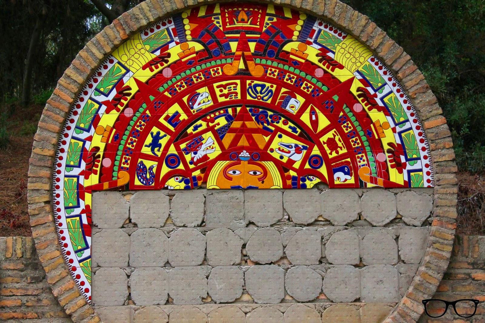 Mosaico La Rábida