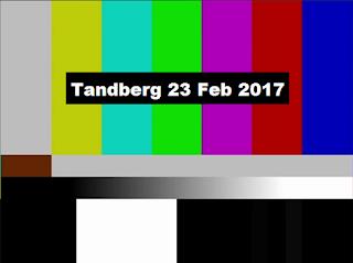 Tandberg 23 February 2017