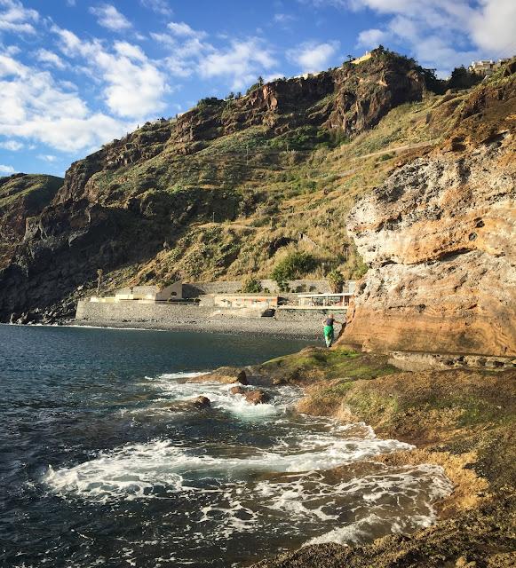 Praia do Garajau, Madeira