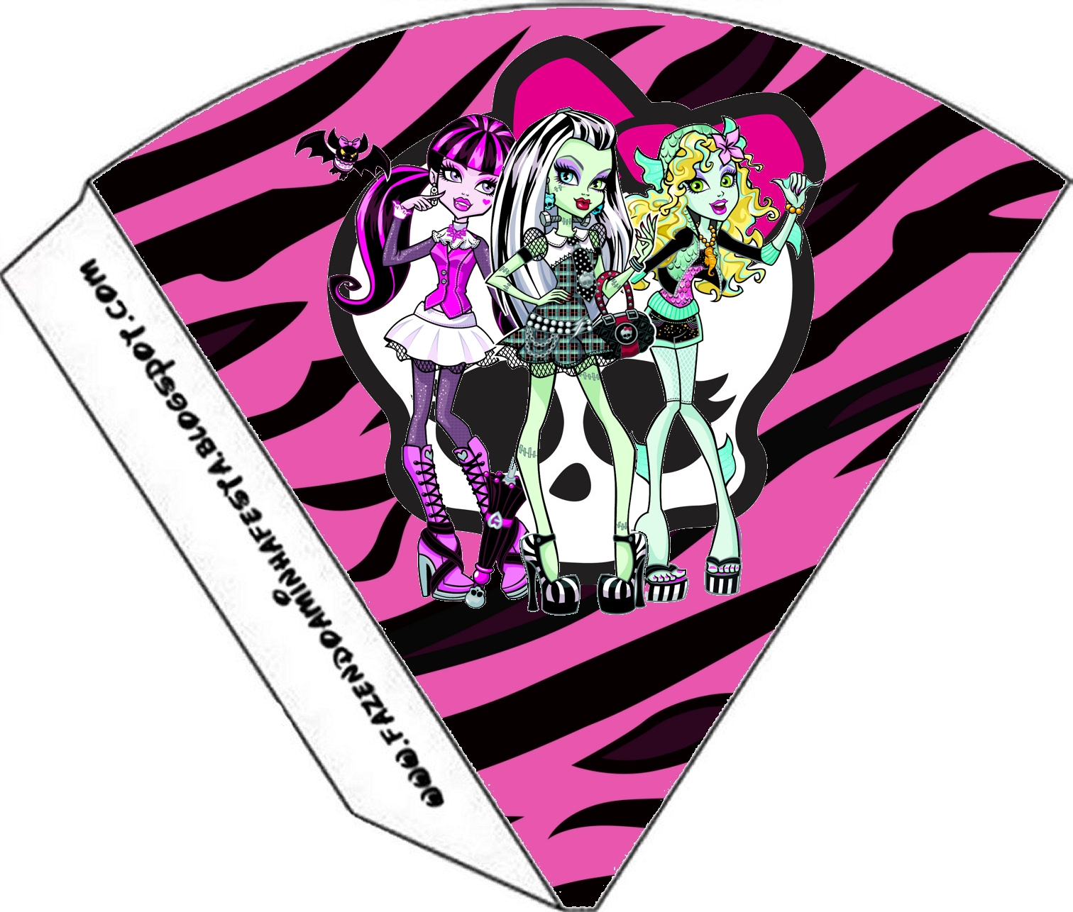 Monster High Party Free Printables