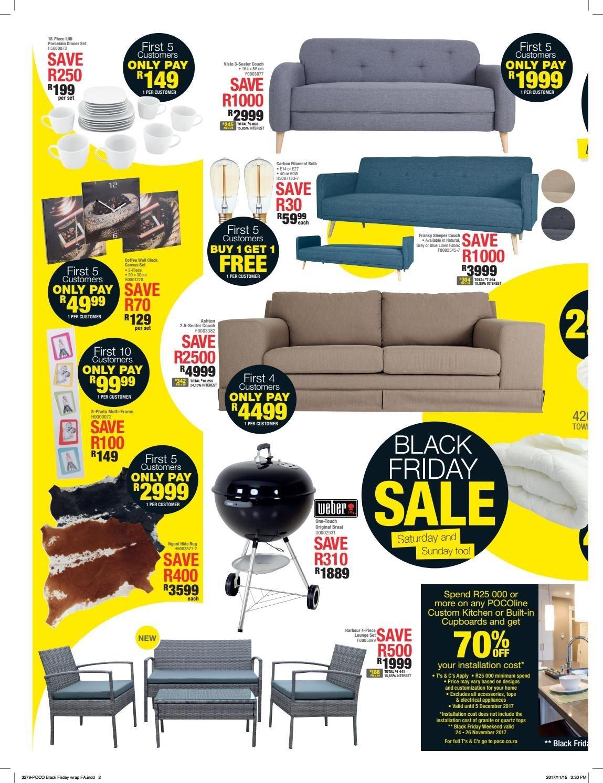 Blackfriday Poco Furniture 2019 Black Friday Deals