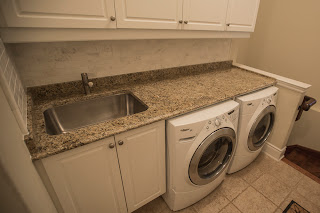 Laundry Room Countertop