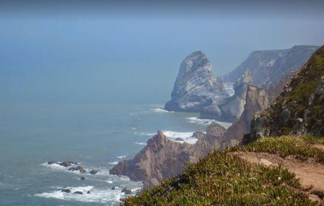 Faraglioni Cabo da Roca
