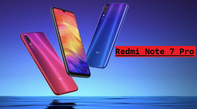 Redmi Note 7 Pro Launched in India, 48-Megapixel Camera