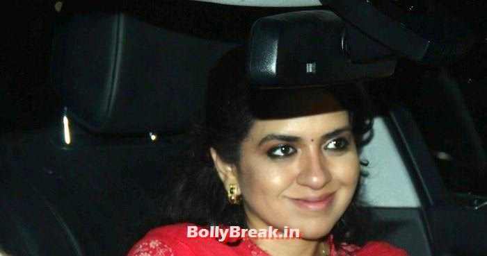 Shaina NC, Celebs clicked at 'Kick' Special Screening at Yash Raj Studios