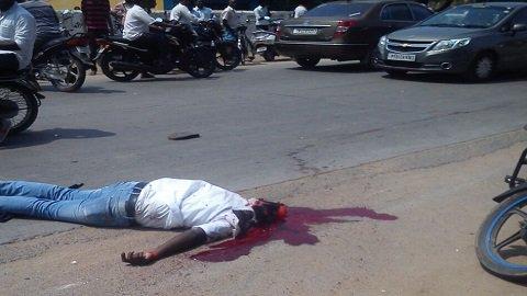 விழுப்புரம்: பா.ஜ.க. பிரமுகர் ரவுடி ஜனா வெட்டிக்கொலை!