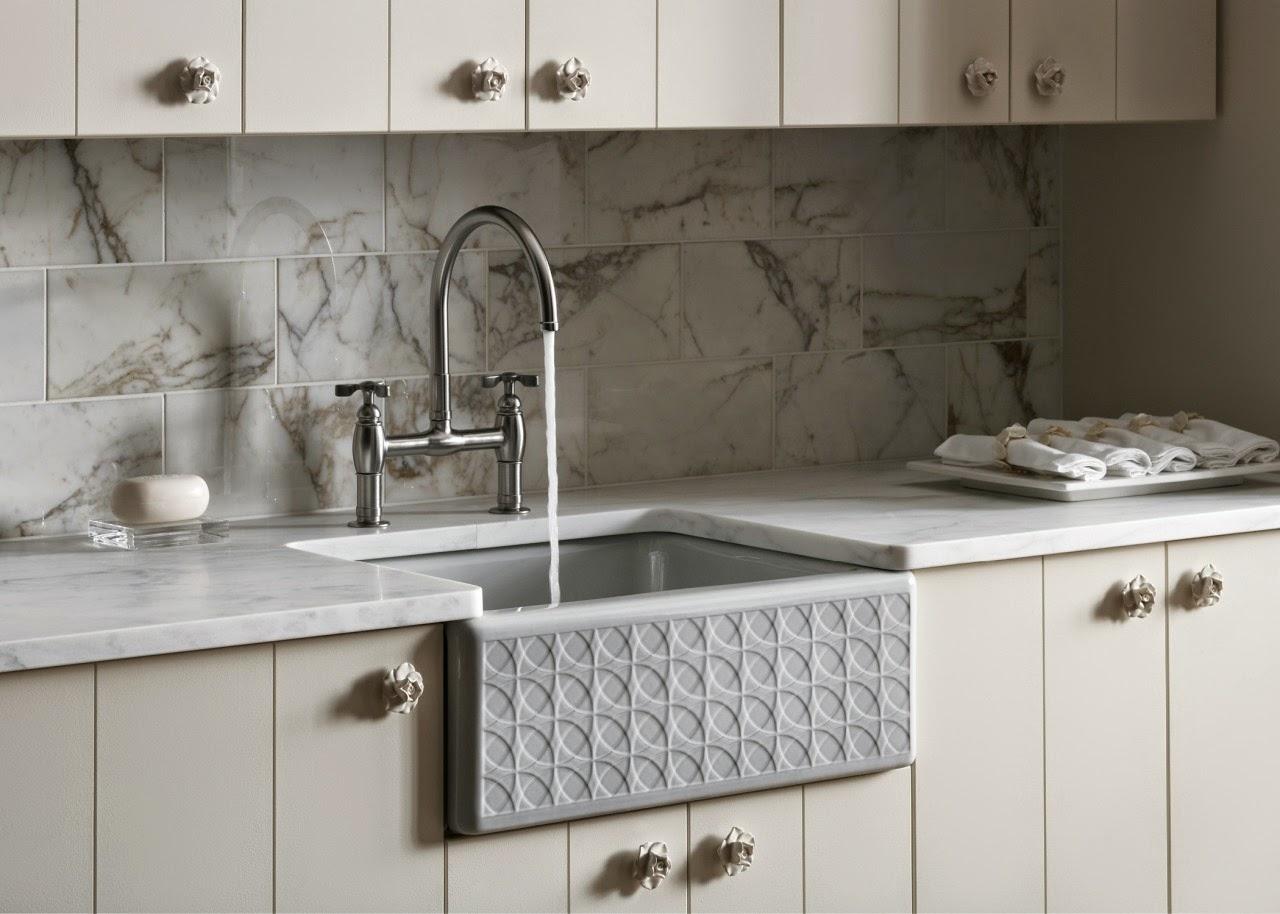 Koler Kitchen Sink Draner
