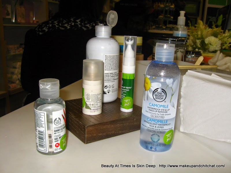 The Body Shop Drops of Youth Kolkata Bloggers meet |Nivedita