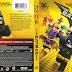 The LEGO Batman Movie Bluray Cover