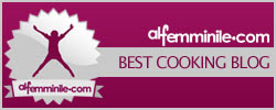 VINCITRICE DEL PRIMO BEST COOKING BLOG ADWARD