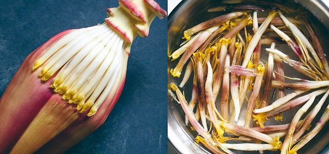 AMAZING HEALTH BENEFITS OF EATING BANANA FLOWER- YOU WILL BE SURPRISED!!!