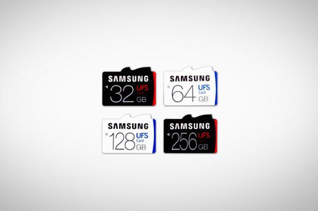 Samsung UFS Chips