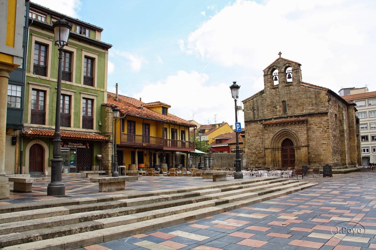 Iglesia Vieja de Sabugo de Avilés