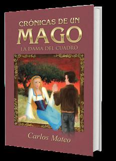 La dama del cuadro de Carlos Mateo