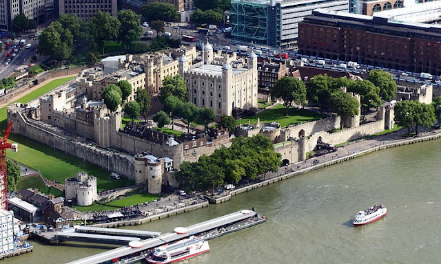 Tower of London,England