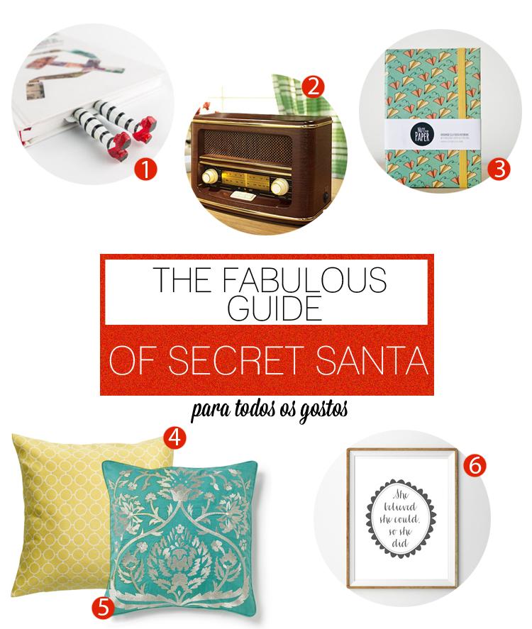BLOGMAS 2014   DAY 2: The Fabulous Guide of Secret Santa
