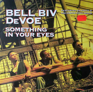 Cover Album of Bell Biv Devoe: Something In Your Eyes (1993) [VLS] [320kbps]