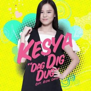 Kesya - Dag Dig Dug Mp3