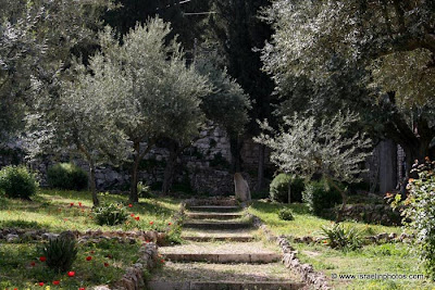 Israel Reisgids (Holiday in Israel) - Christelijke Heilige Plaatsen: Gethsemane - Kerk Van Alle Naties