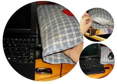 Funda Anti frío para la mano en que usamos el ratón del pc