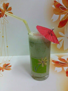 GREEN GRAPES LASSI