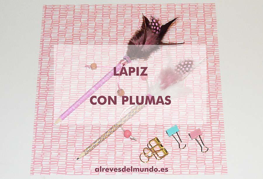 lapices plumas