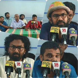 Artistes who joined SAITM fray